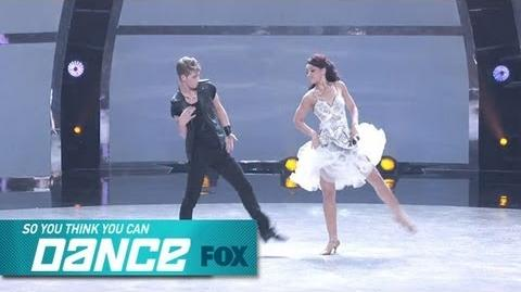 Alexis & Nico Top 16 Perform SO YOU THINK YOU CAN DANCE FOX BROADCASTING