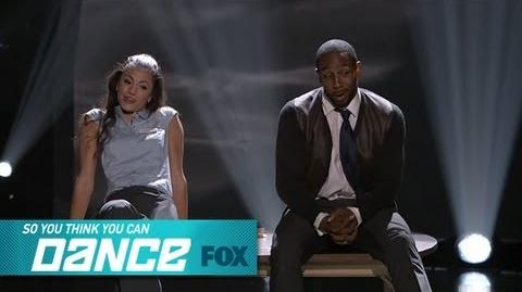 Hayley & tWitch Top 10 Perform SO YOU THINK YOU CAN DANCE FOX BROADCASTING