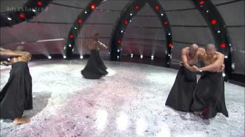 Alvin Ailey American Dance Theater - The Hunt - SYTYCD 9 (Top 16)