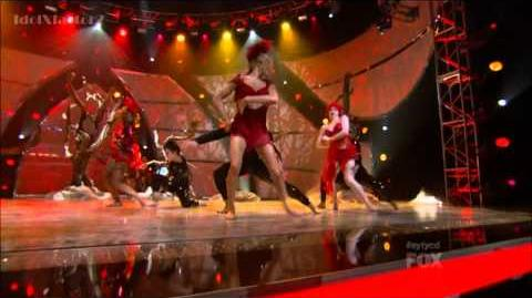 Opening Number (NappyTabs Routine) SYTYCD Season 9 (Top 20 Part 2)
