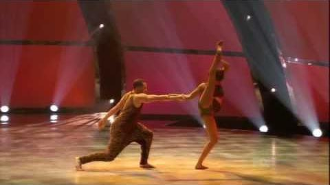 """Jasmine and Aaron Jazz """"Bottom of The River"""" So You Think You Can Dance Season 10-0"""