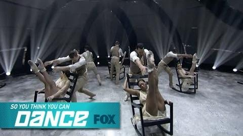 Group Performance Top 10 Perform SO YOU THINK YOU CAN DANCE FOX BROADCASTING
