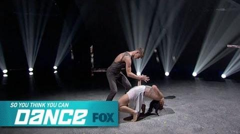 Alexis & Nico Top 14 Perform SO YOU THINK YOU CAN DANCE FOX BROADCASTING