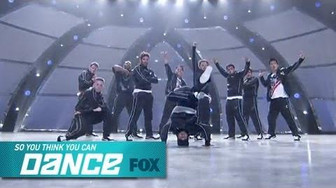Battle of the Year Winners Chosen SO YOU THINK YOU CAN DANCE FOX BROADCASTING