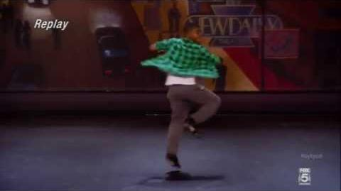Curtis Holland Audition So You Think You Can Dance Season 10