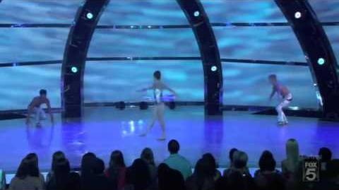 Top 20 - Eliana Girard, Daniel Baker, Chehon Wespi-Tschopp -- So You Think You Can Dance