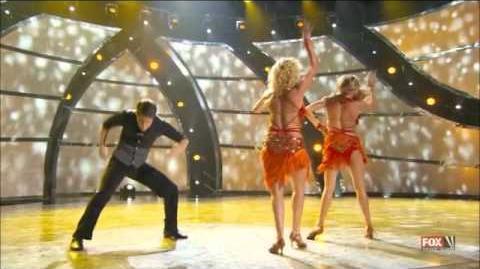 SYTYCD 9 - Dance Again (Cha-cha-cha)