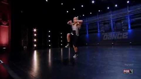 So You Think You Can Dance Season 9 Auditions Mariah Spears