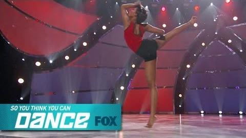 Jasmine H Solo Top 14 Perform SO YOU THINK YOU CAN DANCE FOX BROADCASTING