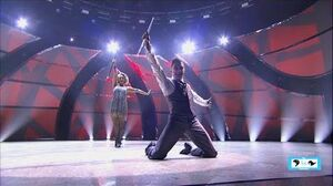 "So You Think You Can Dance - Tanisha & Rudy ""Sing Sing Sing"" LIVE 7-16-14"