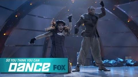 Amy & Fik-Shun Top 16 Perform SO YOU THINK YOU CAN DANCE FOX BROADCASTING