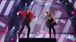 "So You Think You Can Dance - Valerie & Zack ""Sing"" LIVE 7-2-14"