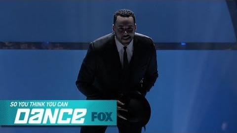 Aaron Top 6 Perform SO YOU THINK YOU CAN DANCE FOX BROADCASTING