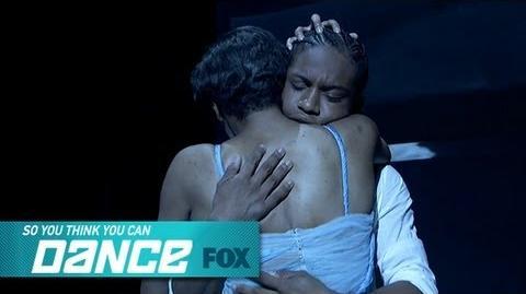 Jasmine H & Fik-Shun Top 4 Perform SO YOU THINK YOU CAN DANCE FOX BROADCASTING