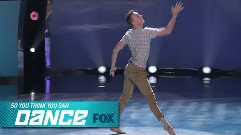 Tucker Top 8 Perform SO YOU THINK YOU CAN DANCE FOX BROADCASTING