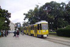 Tramwaje 010