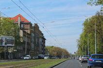 Wojska Polskiego Avenue in Szczecin (2)