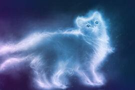 Patronus-cat