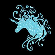 Błękitnej-jednorożec-głowy-jednorożec-fantazi-błyskotliwości-jednorożec-sylwetki-jednorożec-klamerki-sztuki-jednorożec-96583860