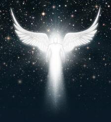 Świetlisty-anioł