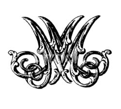 12896353-ornamented-double-monogram-letters-mm