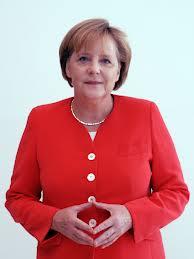 Posen-Angelikas-Merkel