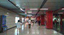 Shenzhen Metro Line 1 Taoyuan Sta Concourse