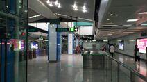 Shenzhen Metro Line 1 OCT Sta Concourse