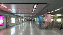 Shenzhen Metro Line 1 SZU Sta Concourse