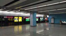 Shenzhen Metro Line 5 Buji Sta Platform