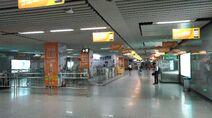 Shenzhen Metro Line 1 Pingzhou Sta Concourse