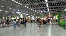 Shenzhen Metro Line 1&3 Laojie Sta Concourse