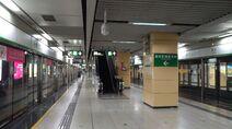 Shenzhen Metro Line 1 Xixiang Sta Platform