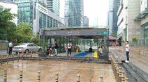 Shenzhen Metro Line 1&3 Shopping Park Sta Exit C