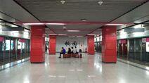 Shenzhen Metro Line 1 Taoyuan Sta Platform