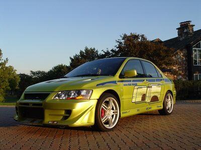 Mitsubishi-evo-vii