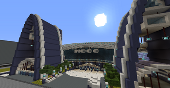 New Core Convention Center and Arena