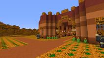 Pumpkin Side Temple