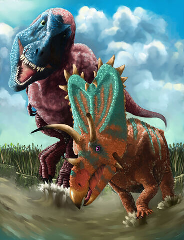 File:Daspletosaurus vs. Pentaceratops.jpg