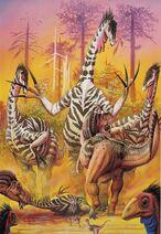 Tyrannosaurus bataar 11