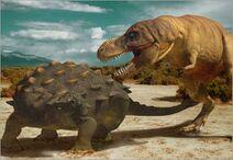 Tyrannosaurus bataar 6