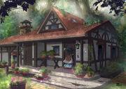 Caighdeán House