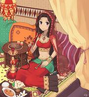 Princess Amina ibn-Amir