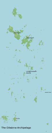Archipelago-Karte