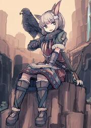 Crossbow-Gal
