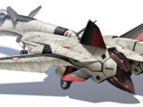 Kyrenaian Aircraft Factories KAF-23 Armala Stealth Interceptor
