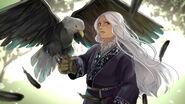 White-Headed Kyrenaian Eagle