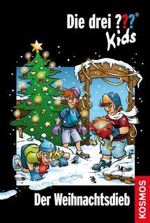 Cover - Der Weihnachtsdieb