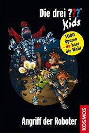 Cover - Angriff der Roboter