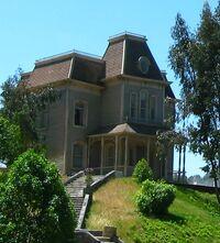 Psycho Haus in Universal Studios, Hollywood